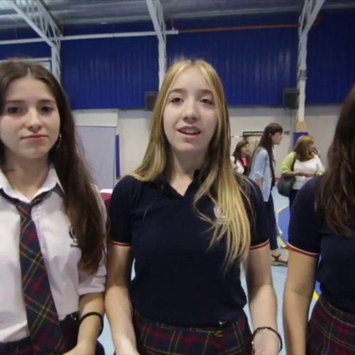 """Expo Vocación y Futuro """"Inteligencias Múltiples"""" – Colegio Westminster – 2018"""