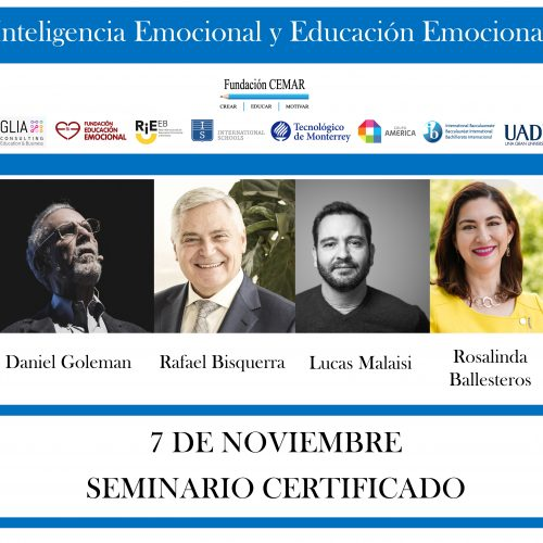 Seminario: Inteligencia Emocional y Educación Emocional.